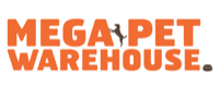 MegaPet Warehouse Logo