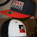 Flat Cap (Snapback)