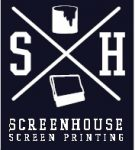 Screenhouse Screen Printing logo