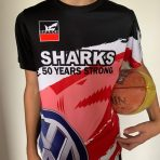 Top – Sublimated Warm Up Top (50 years)